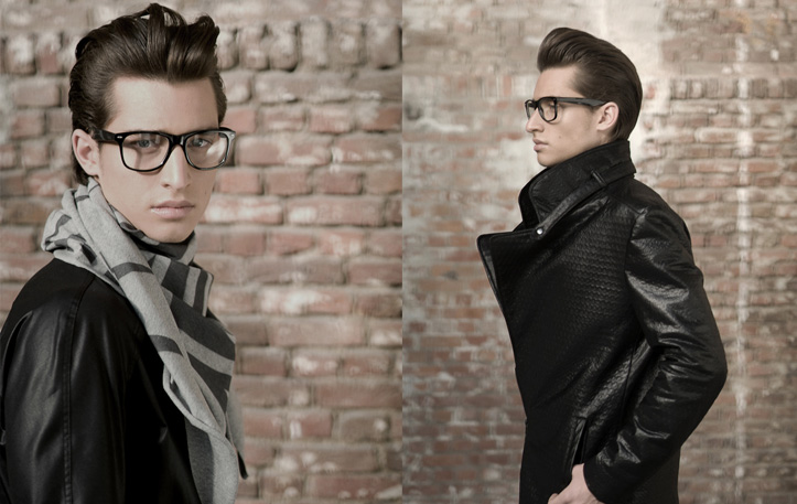 Mode collection 2013 BE MEN